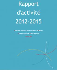 Rapport 2012-2015 FMDT