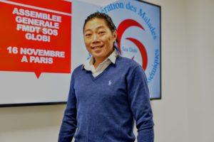 Taklun Cheung, Secrétaire Adjoint