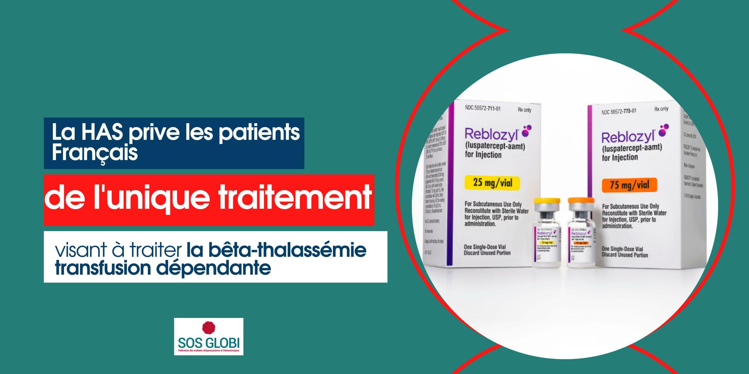 la HAS prive les patients français (2)
